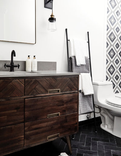 Point Loma Bathroom Design 01 | Vantage Design Studio